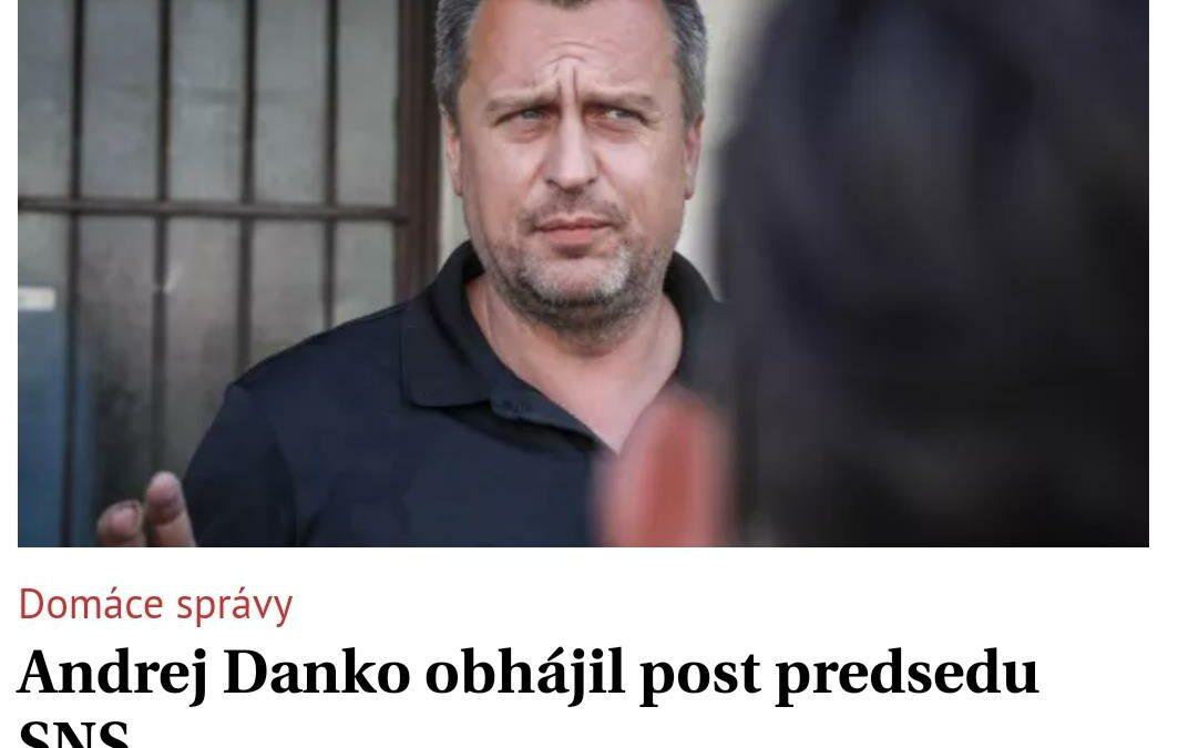 Najstaršia strana na Slovensku si takýto koniec nezaslúži.