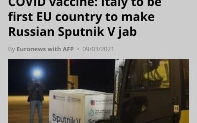 Taliansko ohlásilo, že bude prvou krajinou v Európe, kde sa začne s výrobou Sputnika.